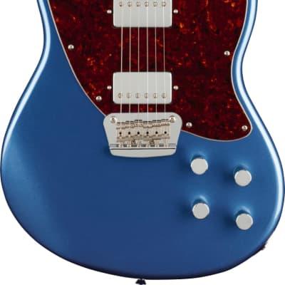 Fender Squier Paranormal Toronado in Lake Placid Blue with laurel Fretboard for sale