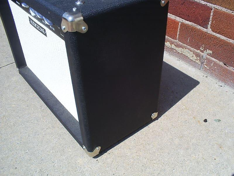 audiozone 10 watt tube amp 2x10 combo made in u s a reverb. Black Bedroom Furniture Sets. Home Design Ideas