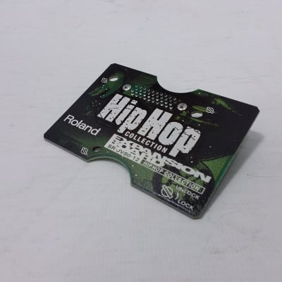 Roland SR-JV80-12 Hip Hop Expansion Card