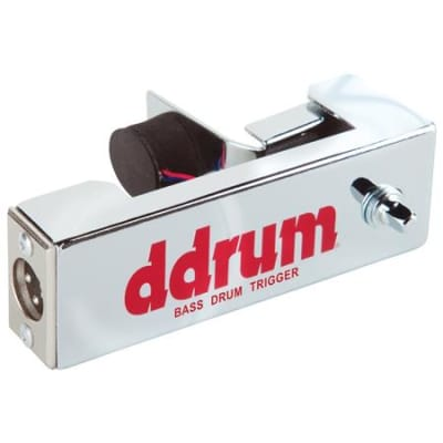 ddrum Chrome Elite Bass DrumTrigger