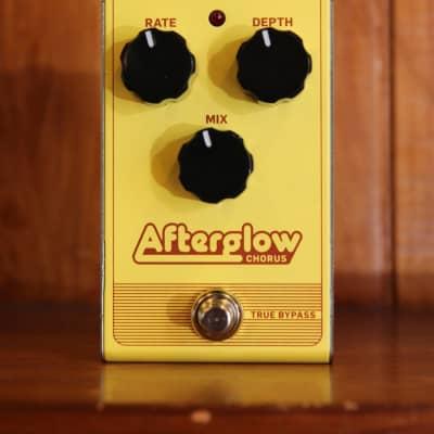 TC Electronic Afterglow Chorus Pedal