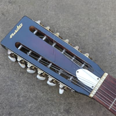 1960's MIJ Arbiter 12 String (slotted headstock) FujiGen Japan (Repairs) for sale
