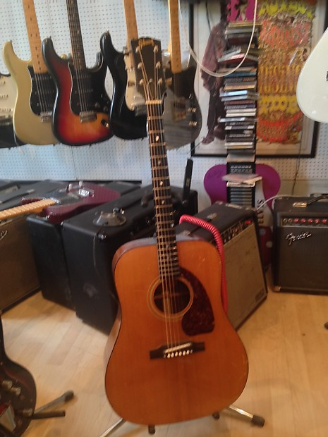 Gibson Heritage Acoustic 1968 Natural