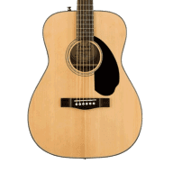 Fender CC-60S Acoustic Guitar - Natural for sale