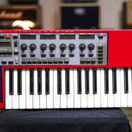 NORD MODULAR G2 KEYBOARD SYNTHESIZER grlc2083