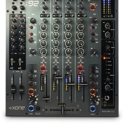 Allen and Heath Xone 92 Professional 6 Channel DJ Mixer