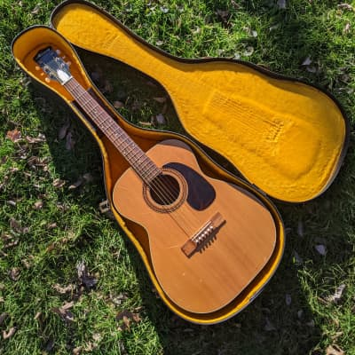 1971 Harmony H-162 Guitar USA Made for sale