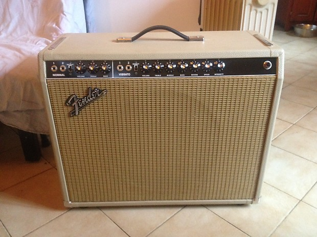 Fender Vibroverb Clone 1964 15 Vintage Super Reverb Chassis 1968