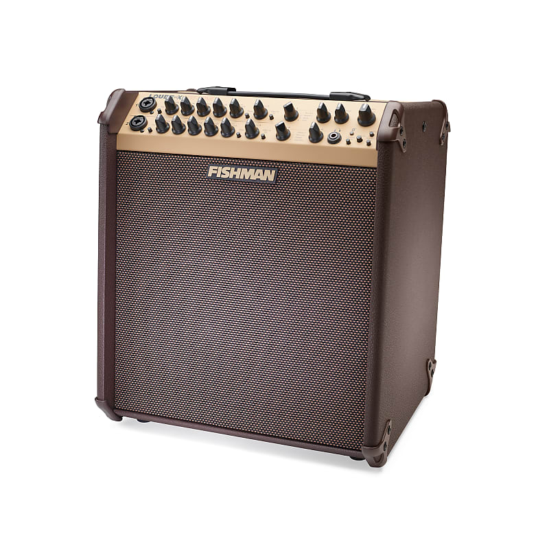 Fishman PRO-LBT-700 Loudbox Performer 180W 1x8'' + 1x5'' 2-Channel Acoustic Combo Amplifier w/ Bluetooth