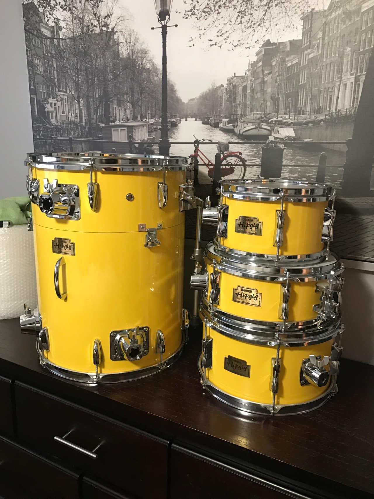 Yamaha Hipgig Yellow