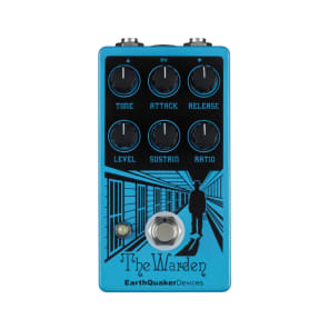Earthquaker Devices The Warden Optical Compressor v2 for sale