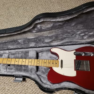 Fender Telecaster 2011 Cimarron Red for sale
