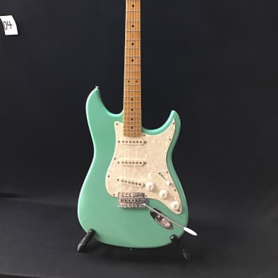 Emerald Bay electric guitar/ tremolo bridge for sale