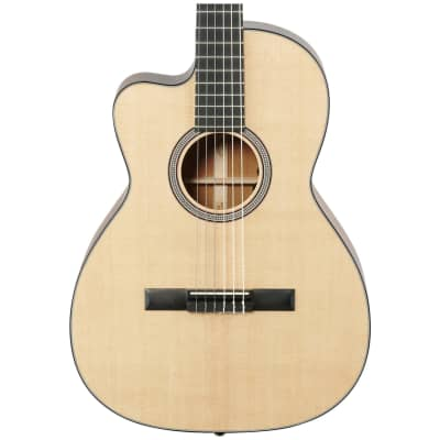 Martin 000C12-16EL 16 Series Lefty Classical Acoustic-Electric Guitar w/ Case for sale