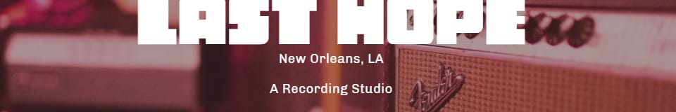 Last Hope Studio