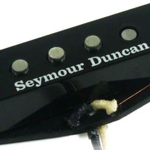 Seymour Duncan APS-1 Alnico 2 Pro Vintage Staggered Strat Pickup, Black