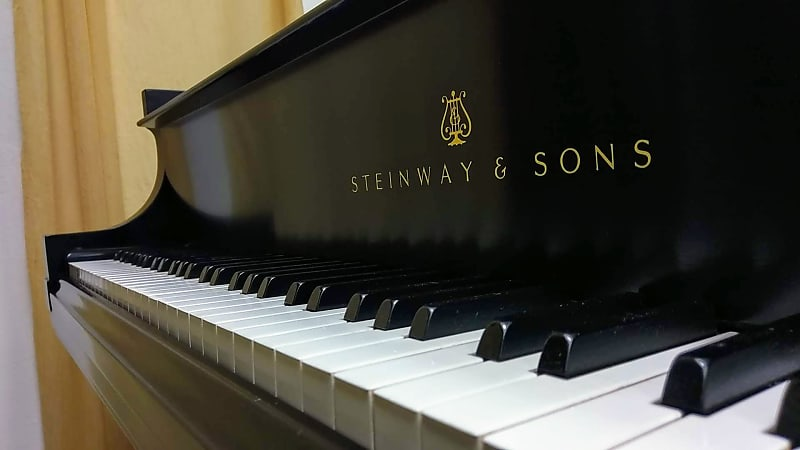 Image result for Steinway and Sons.