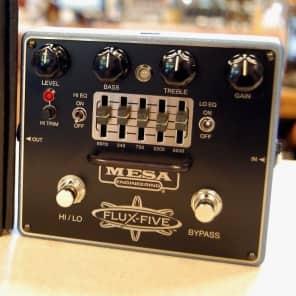 Mesa Boogie Flux Five Overdrive/EQ