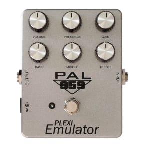 PedalPalFx PAL 959 Plexi Emulator Overdrive