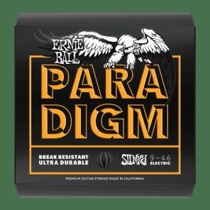 2 Packs! Ernie Ball 2022 Paradigm Hybrid Slinky Electric Guitar Strings 9-46 Free US Ship + Bonus!