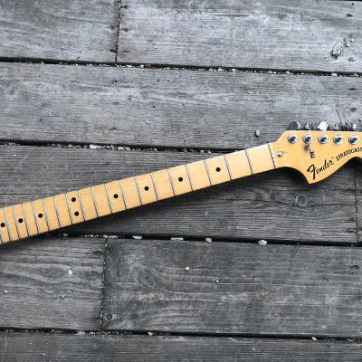 Fender Stratocaster 3-Bolt Neck 1971 - 1977