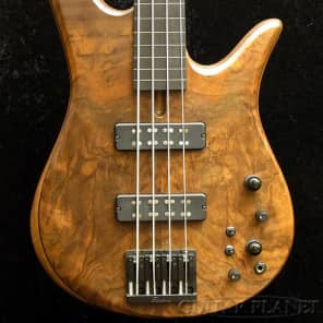 Fodera Monarch Standard 4st Fretless [USED] for sale