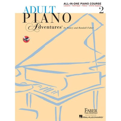 Adult Piano Adventures: All-in-One Piano Course - Book 2
