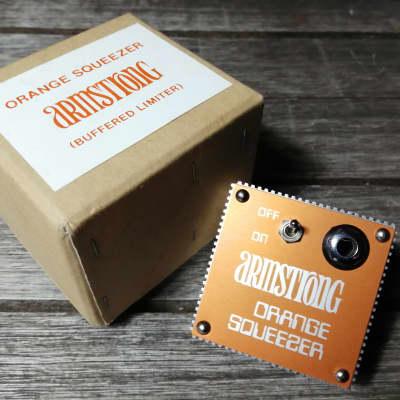 Dan Armstrong Orange Squeeze Compressor (VINTAGE, UK) for sale
