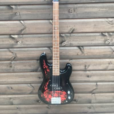 Jaxville Demon Bass Guitar for sale
