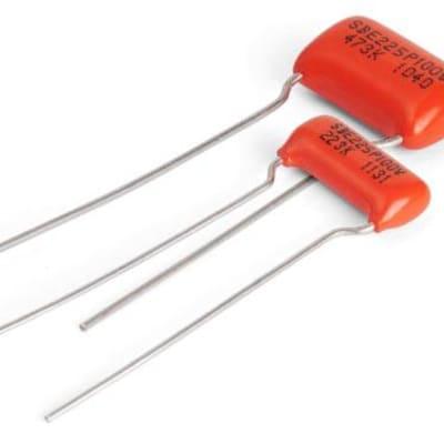 Orange Drop Tone Capacitors - .022uF
