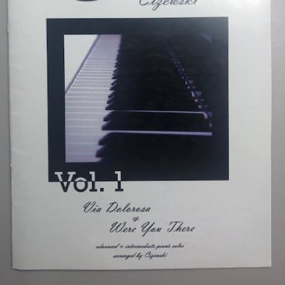 Spotlights - Volume 1: Via Dolorosa & Were You There arr. by Kathleen Cizewski