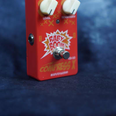 Biyang Effects Pedal Baby Boom CO-10 Compress X for sale