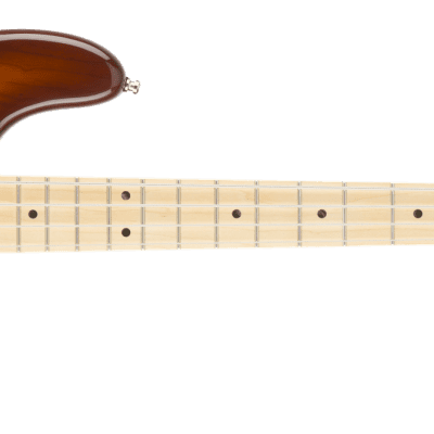 Fender American Elite Precision Bass Tobacco Burst for sale