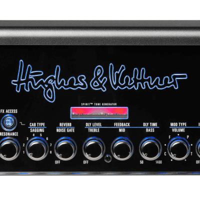 Hughes & Kettner Black Spirit 200 two hundred watt electric guitar head