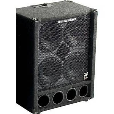 genz benz gb 410t-xb bass cabinet 4x10 for sale