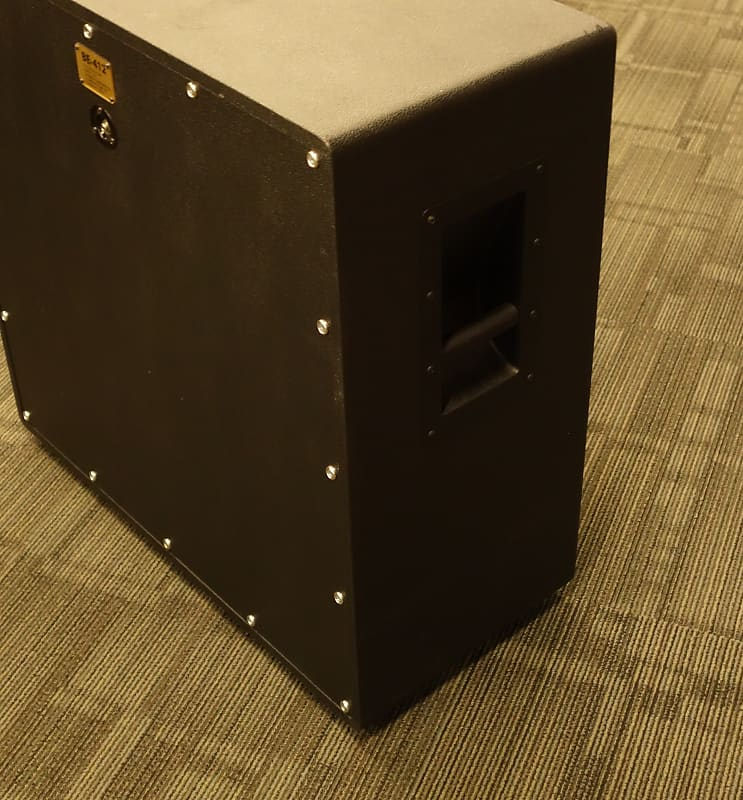Friedman BE-412 4x12 USA Made Electric Guitar Cab Cabinet