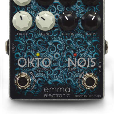 EMMA Electronic ON-1 Okto-Nojs Octaver/Octave Fuzz