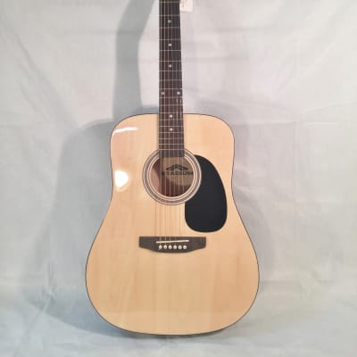 Stadium Dreadnought Acoustic Guitar Natural Finish ST-D-42N 2020 Natural for sale