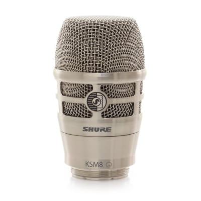 Shure RPW170 KSM8 Cardioid Dynamic Wireless Microphone Capsule