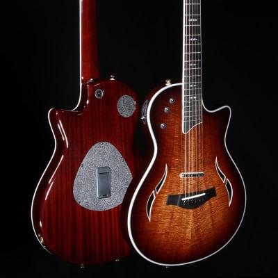 Taylor T5z Custom Master Grade Koa w/Deluxe Hardshell Case for sale