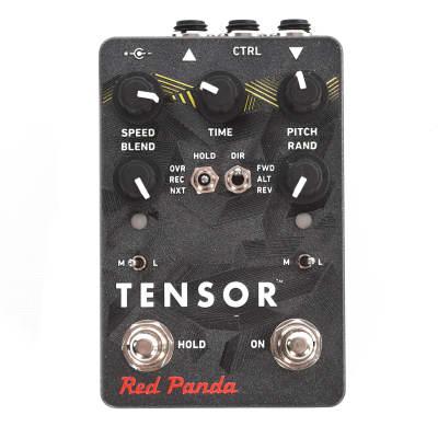 Red Panda Tensor Time Warp Pedal