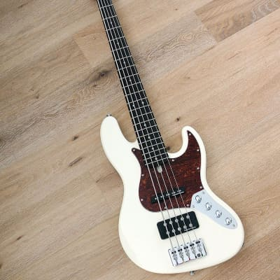 Clover - Apeiron H.5N - 5 string active bass with Seymour Duncan pickups for sale