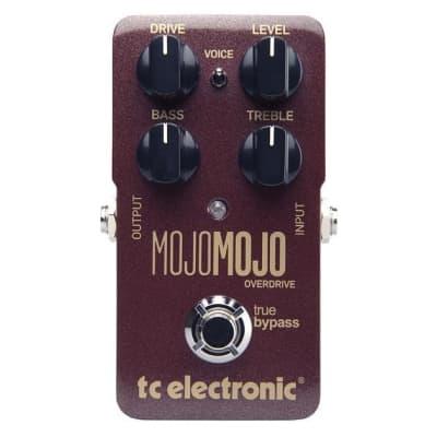 TC Electronic MojoMojo Overdrive Pedal for sale
