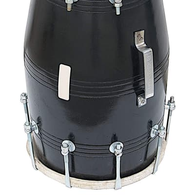 sai musicals dh-26 Package Contains Dholak Drum - Sheesham Wood Bolt Tuned Note: Colors of the  2019