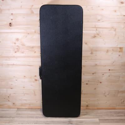 Boblen Rectangular Hardshell Electric Guitar Case - Black