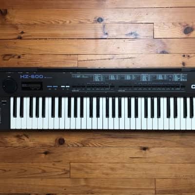 Casio HZ600 von 1987 vintage SD Synthesizer