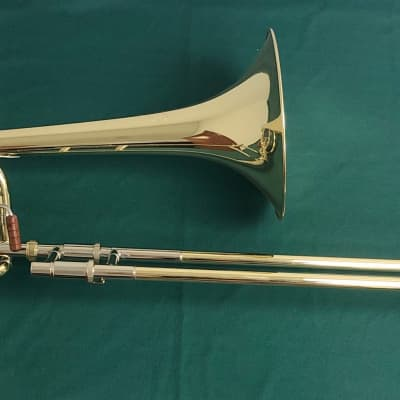 Bach Stradivarius 42AF Trombone  Clear Lacquer