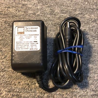 Seymour Duncan HCD9-300 Plug In Class 2 Transformer