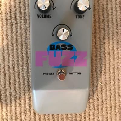 Sola Sound Colorsound Bass Fuzz 2019 for sale