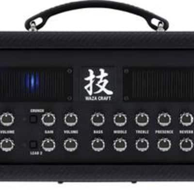 Boss WAZA 75-Watt Guitar Amplifier Head (Used/Mint)